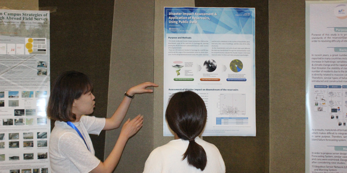 Poster Presentation at CC