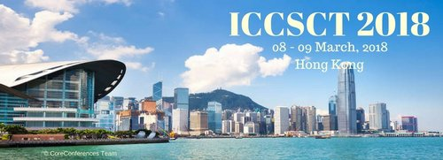 ICCSCT 2018 Conference