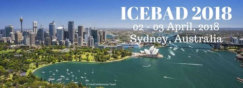 ICEBAD 2018 Conference
