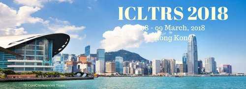ICLTRS 2018 Conference