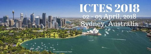 ICTES 2018 Conference