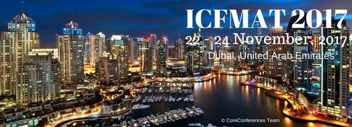 ICFMAT 2017 Conference