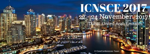 ICNSCE 2017 Conference